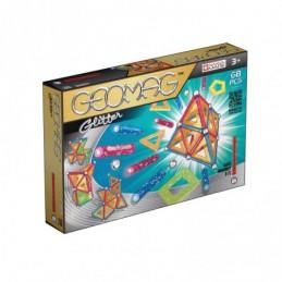 GEOMAG Glitter 68 Pezzi