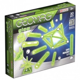 GEOMAG Glow 30 Pieces