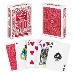 Carte COPAG 310 RED...