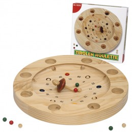 ROULETTE TYROLEAN Wood-29...