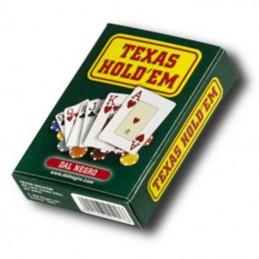 Carte Texas Hold'em Dal Negro