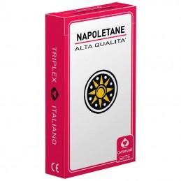 Carte NAPOLETANE in TRIPLEX...