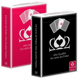 Carte RAMINO POKER 202 in...