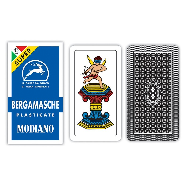 Modiano 300069 regionali genovesi