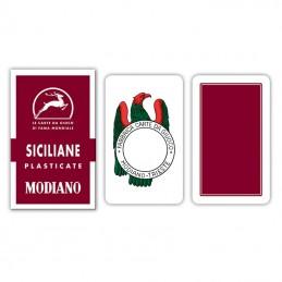 Carte Siciliane Bordeaux...