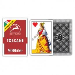 Carte Toscane 100% PLASTICA...
