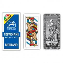 Carte Trevigiane Blu SUPER...