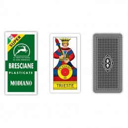 Carte Bresciane Verde SUPER...