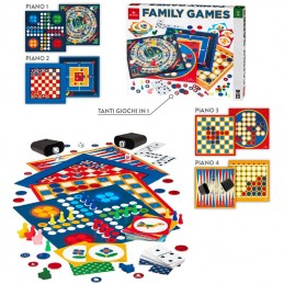 FAMILY GAME Giochi da...