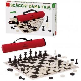 SCACCHI DAMA TRIA Roll Dal...