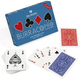 Carte Burraco PRO in PVC...