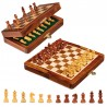 Checkerboard Square WOODEN foldable 19x19 From the Negro