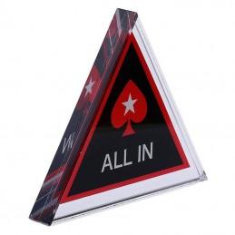 Triangolo ALL IN PokerStars...