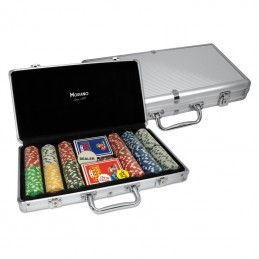 BRIEFCASE with 300 Chips of...