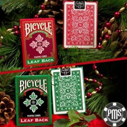 Trading cards Bicycle Leaf...