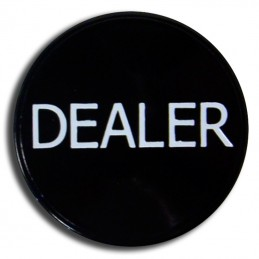 Dealer Button - Gettone...