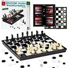 Scacchi Dama Backgammon...