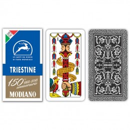 Neapolitan Cards Red 150th...