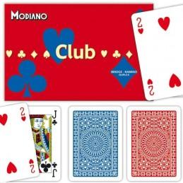 2 Mazzi Modiano CLUB Ramino...