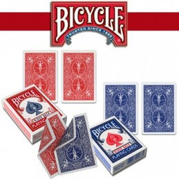 Carte Bicycle Magic Doppio...