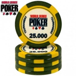 CERAMIC chips WSOP -...