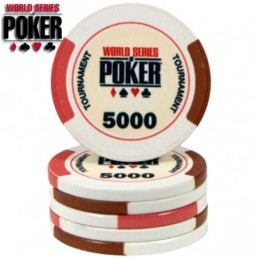 CERAMIC chips WSOP - Chips...